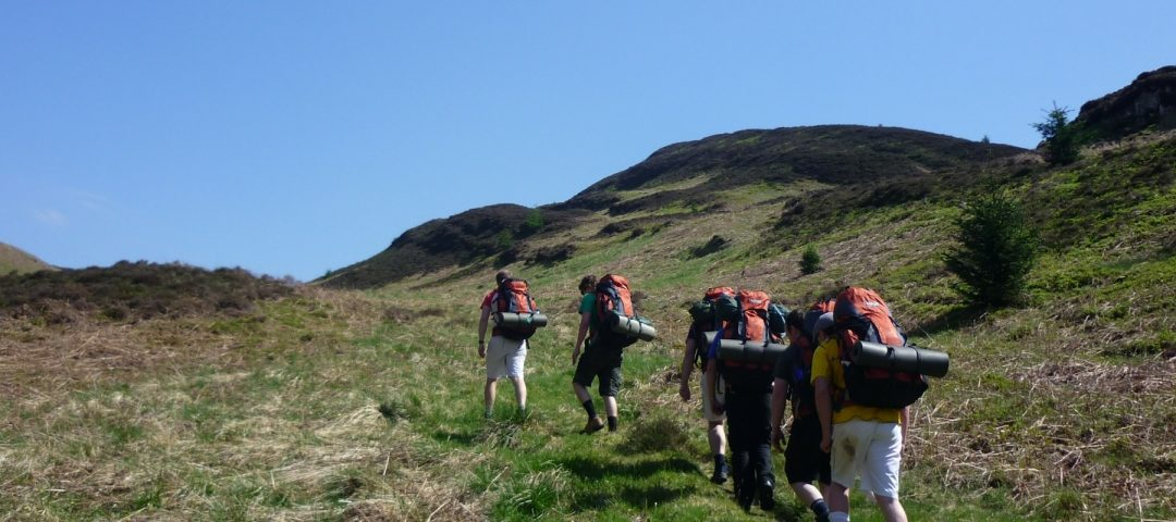 DofE 'Helps Youngsters Build Confidence'