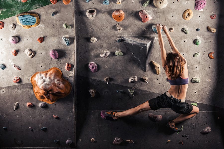 7 Wall Climbing Tips For Beginners