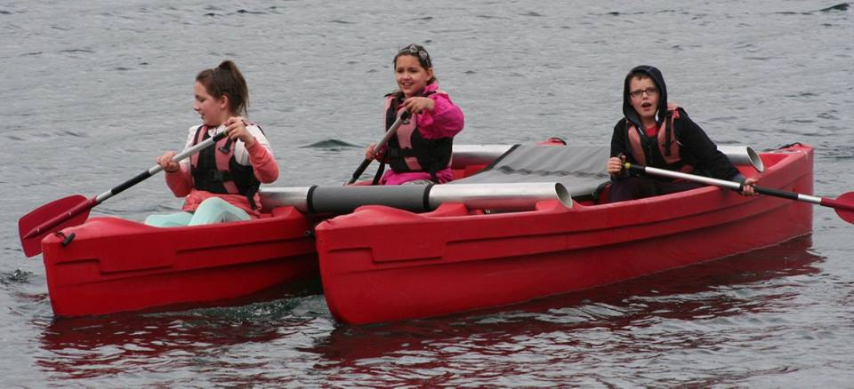 Summer at Trafford Water Sports Centre – Manchester