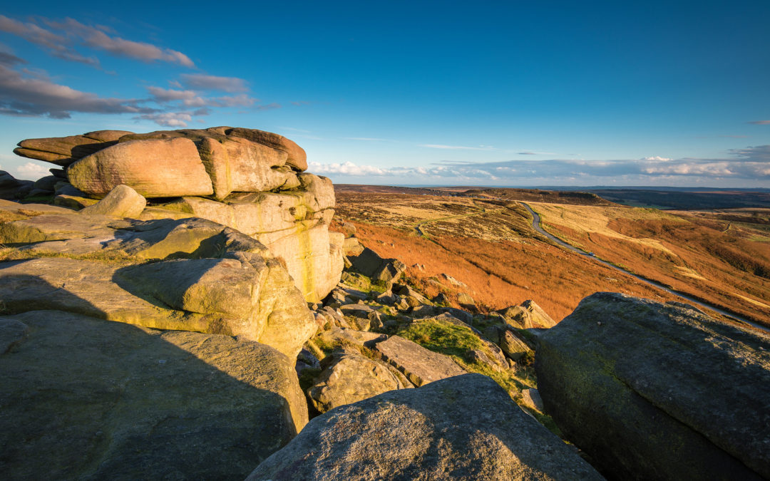 Iconic Sights And Attractions In The Peak District