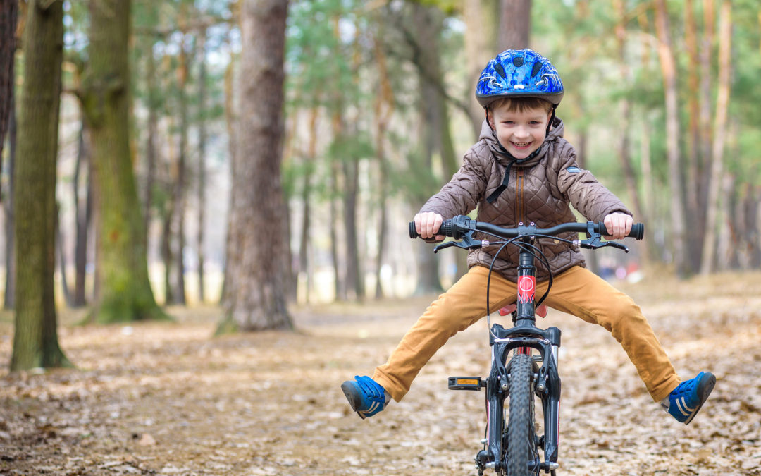 Children Should Be Encouraged To Do Outdoor Activities