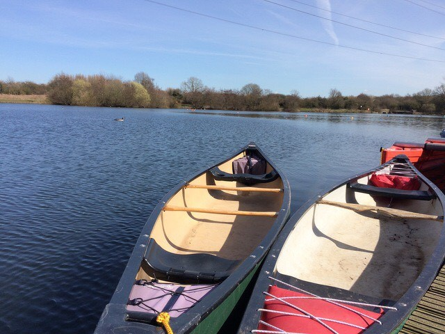 Join us on the 17th June 2018 for Father's Day at Trafford Water Sports Centre