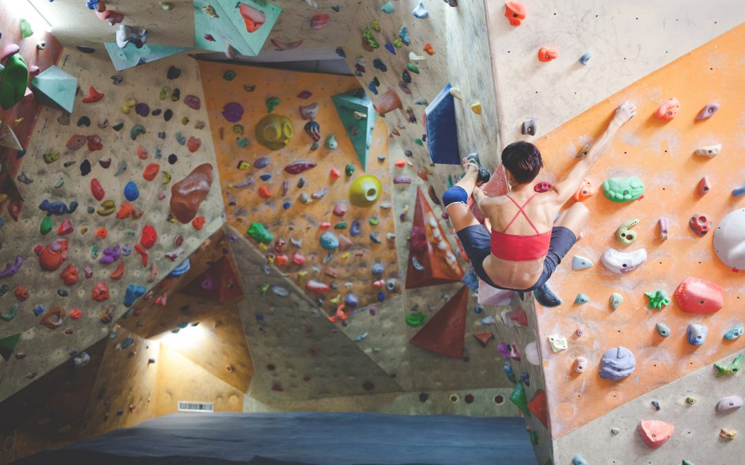 Could Shauna Coxsey Encourage You To Try Climbing?