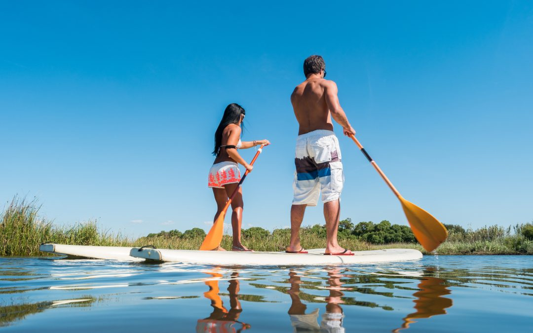 Why You Should Try SUP This Summer