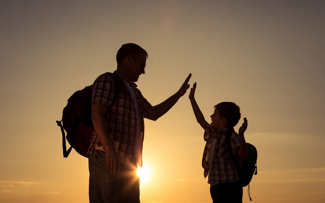Treat Dad To An Activity-Filled Father's Day
